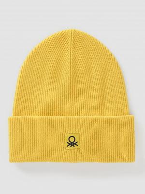 Шапка жовта | 5520475