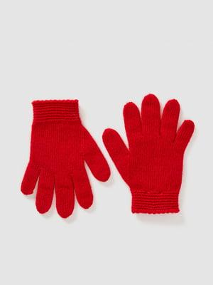 Перчатки красные | 5520487