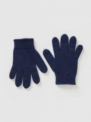 Перчатки синие | 5520491