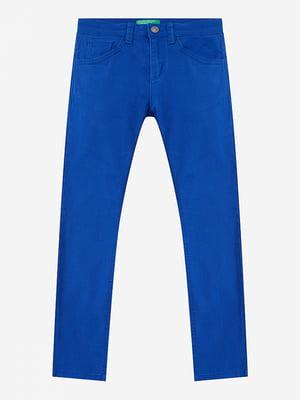 Брюки синие | 5520679