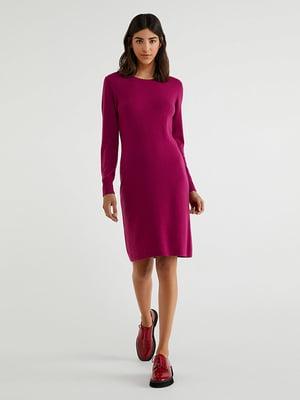 Платье цвета фуксии | 5520777