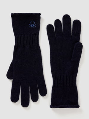 Перчатки темно-синие | 5520811