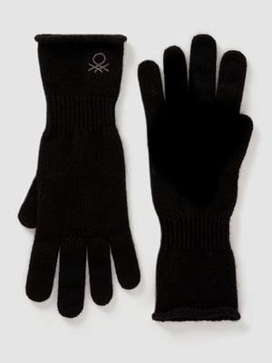 Перчатки черные | 5520814