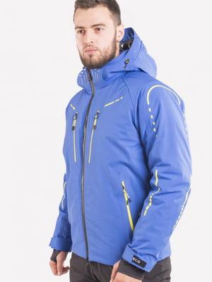 Куртка цвета электрик | 5531548