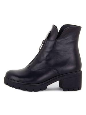 Ботинки черные | 5516611