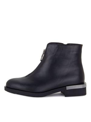 Ботинки черные   5516613