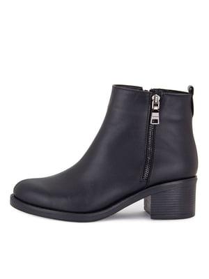 Ботинки черные | 5516616