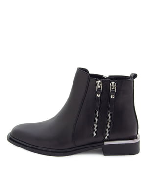 Ботинки черные   5531595