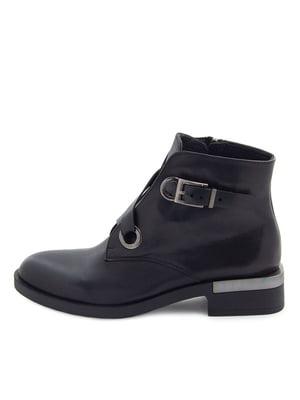 Ботинки черные | 5531597
