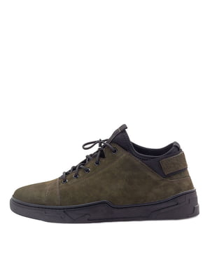 Ботинки зеленые | 5531607