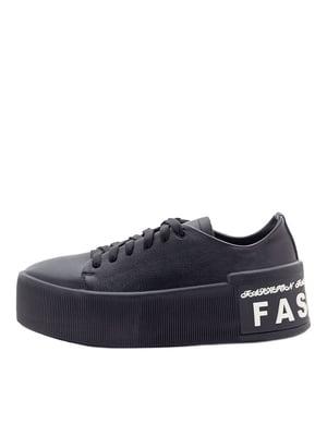 Кроссовки черные | 5531611