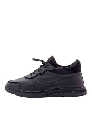 Ботинки черные | 5531614