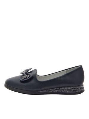Туфли темно-синие | 5531618