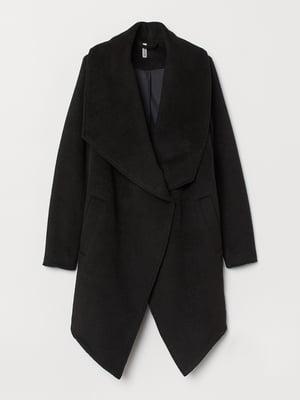 Пальто черное | 5531103