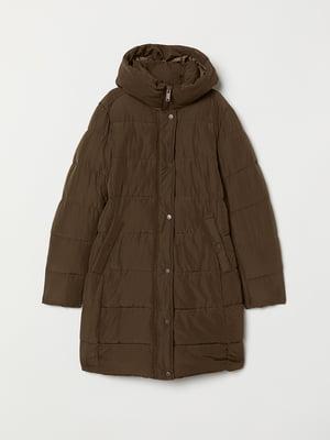 Куртка цвета хаки   5531125