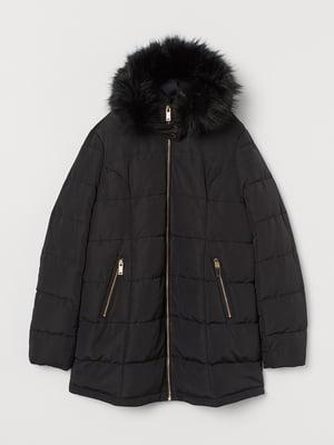 Куртка для беременных черная | 5531732