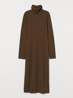 Платье цвета хаки | 5531744