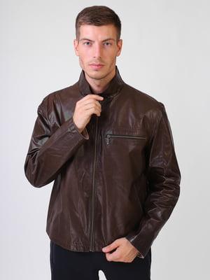 Куртка коричневая | 5366283