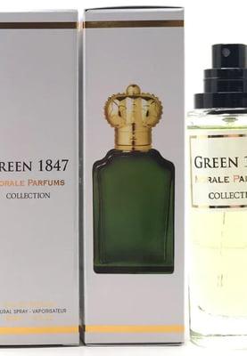 Парфюмированная вода для мужчин GREEN 1847, 30 мл | 5533584