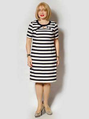 Платье в полоску | 5534541