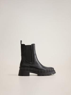 Ботинки черные | 5529540