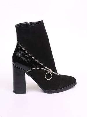 Ботинки черные | 5533549