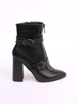 Черевики чорні | 5533550