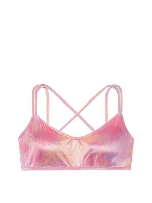 Топ купальный розовый | 5534877