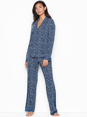 Пижама: рубашка и брюки | 5534932