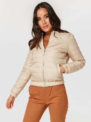 Куртка бежевая | 5535018