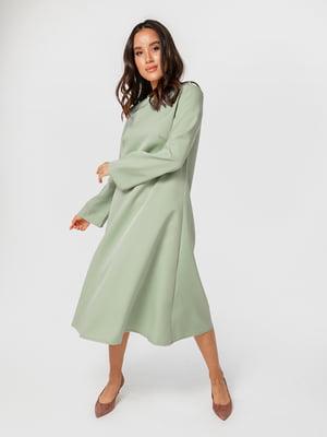 Сукня м'ятного кольору | 5535028