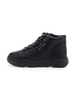 Ботинки черные - Broni - 5534973