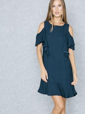 Сукня синя | 5535129