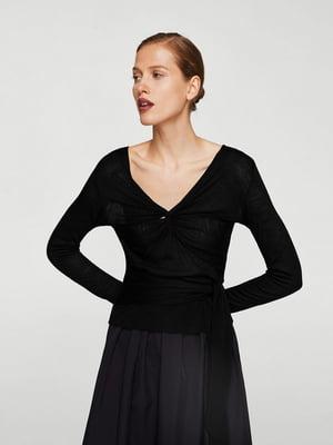 Блуза черная | 5535130