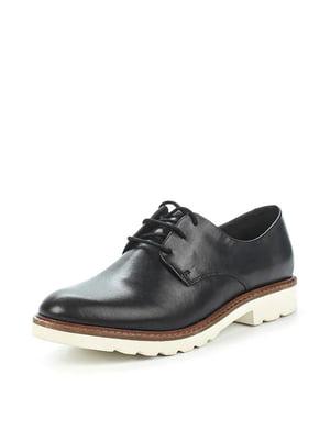 Ботинки черные | 5535133