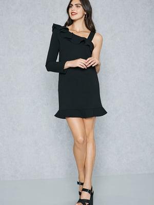 Платье черное | 5535335