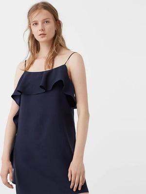 Платье синее | 5535428