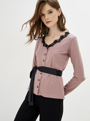 Блуза розовая | 5533134