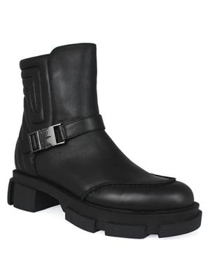 Ботинки черные | 5535564