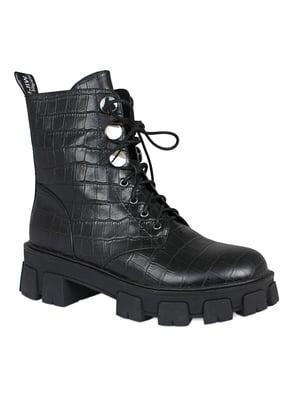 Ботинки черные | 5535572
