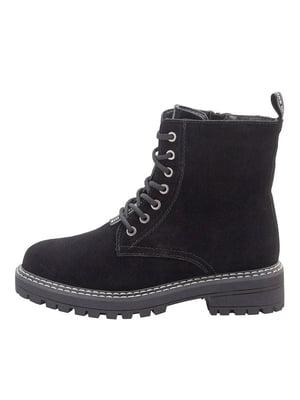 Ботинки черные | 5535579