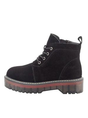Ботинки черные | 5535580