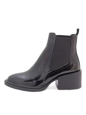 Ботинки черные | 5535581