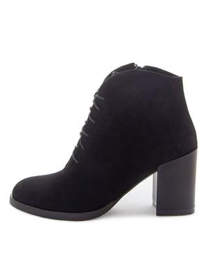 Ботинки черные | 5535589