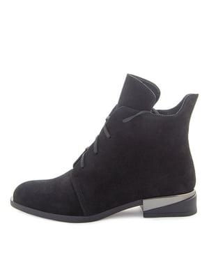 Ботинки черные | 5535590