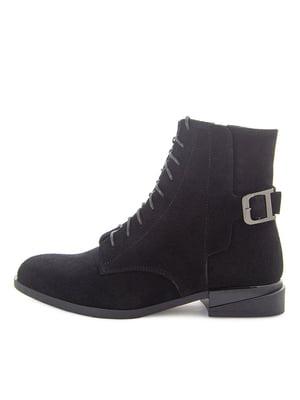 Ботинки черные | 5535592