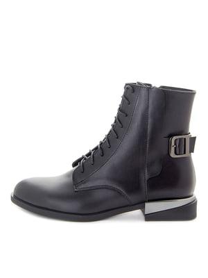 Ботинки черные | 5535594