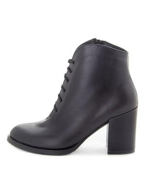 Ботинки черные   5535595