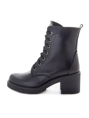 Ботинки черные | 5535598