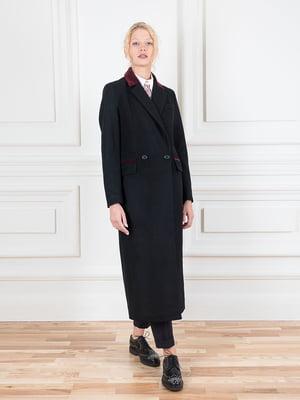 Пальто черное | 5522012